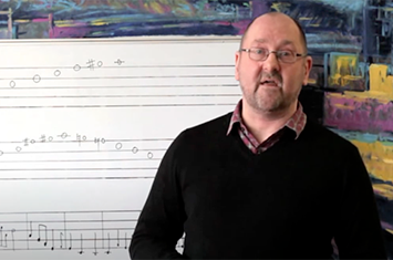 Ask Andrew: Writing a melody in a minor key