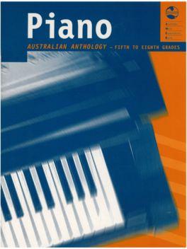 Australian Piano Anthology Grade 5 - 8