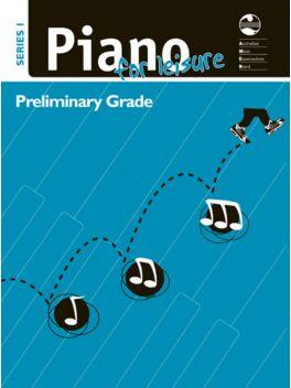 Piano for Leisure Preliminary Series 1 Grade Book