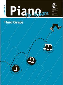 Piano for Leisure Grade 3 Series 1 Grade Book