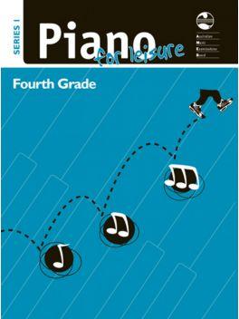 Piano for Leisure Grade 4 Series 1 Grade Book