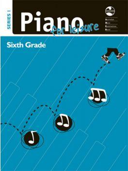 Piano for Leisure Grade 6 Series 1 Grade Book