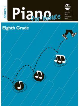Piano for Leisure Grade 8 Series 1 Grade Book