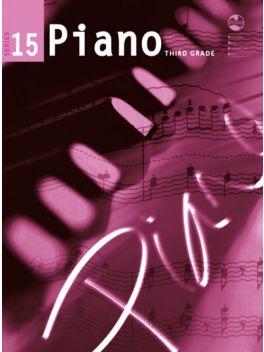 Piano Grade 3 Series 15 Grade Book