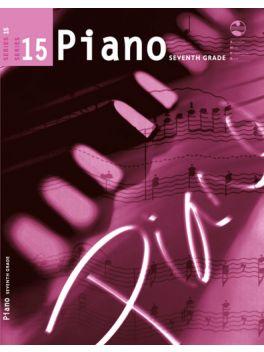 Piano Grade 7 Series 15 Grade Book