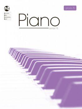 Piano Grade 6 Series 16 Grade Book