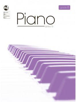 Piano Grade 8 Series 16 Grade Book