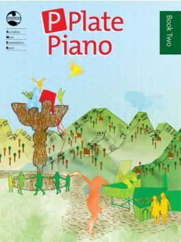 P Plate Piano Book 2