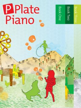 P Plate Piano Complete Pack
