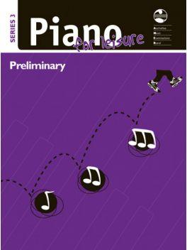 Piano for Leisure Preliminary Series 3 Grade Book