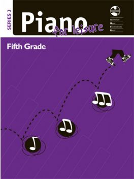 Piano for Leisure Grade 5 Series 3 Grade Book
