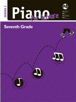 Piano for Leisure Grade 7 Series 3 Grade Book
