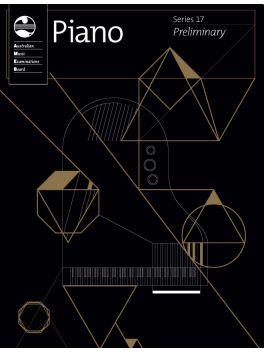 Piano Preliminary Series 17 Grade Book