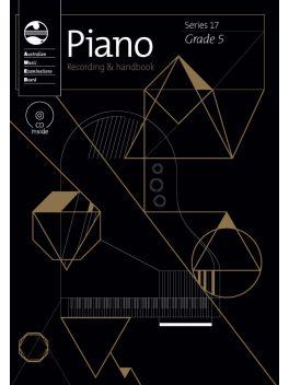 Piano Grade 5 Series 17 Recording & Handbook