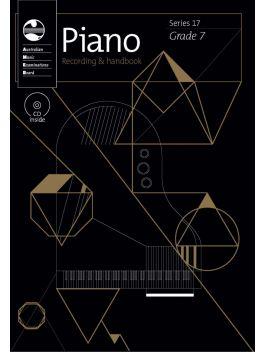 Piano Grade 7 Series 17 Recording & Handbook