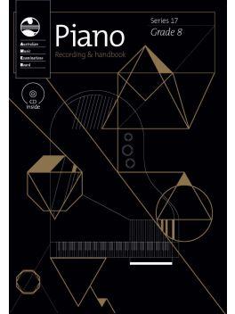 Piano Grade 8 Series 17 Recording & Handbook