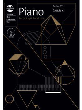 Piano Grade 6 Series 17 Recording & Handbook