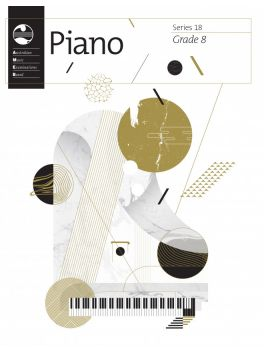 Piano Grade 8 Series 18 Grade Book