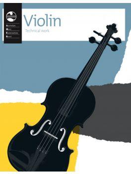 Violin Technical work 2011