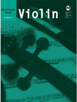 Violin Preliminary Series 8 Grade Book