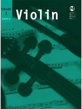 Violin Grade 1 Series 8 Grade Book