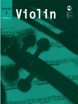 Violin Grade 2 Series 8 Grade Book