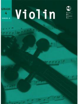 Violin Grade 4 Series 8 Grade Book