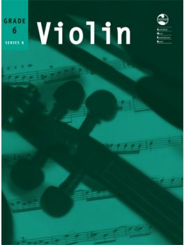 Violin Grade 6 Series 8 Grade Book