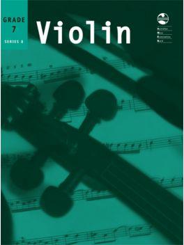Violin Grade 7 Series 8 Grade Book