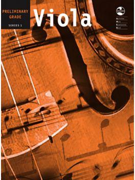 Viola Preliminary Series 1 Grade Book
