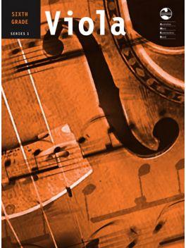 Viola Grade 6 Series 1 Grade Book