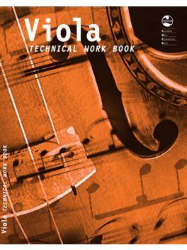 Viola Technical work 2007