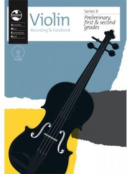 Violin Preliminary - Grade 2 Series 9 Recording & Handbook