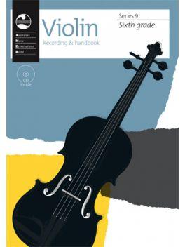 Violin Grade 6 Series 9 Recording & Handbook