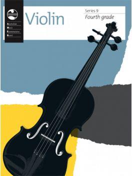 Violin Grade 4 Series 9 Grade Book