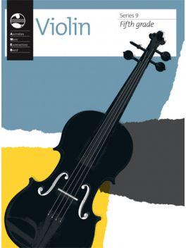 Violin Grade 5 Series 9 Grade Book