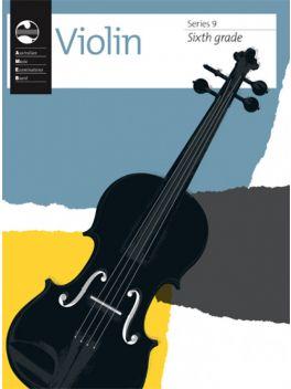 Violin Grade 6 Series 9 Grade Book