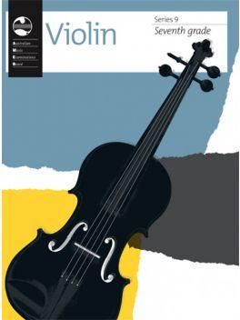 Violin Grade 7 Series 9 Grade Book