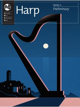 Harp Preliminary Series 1 Grade Book
