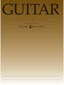 Classical Guitar Grade 1 Series 1 Grade Book