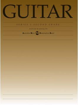 Classical Guitar Grade 2 Series 1 Grade Book
