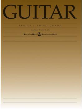 Classical Guitar Grade 3 Series 1 Grade Book