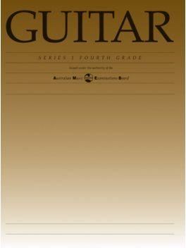 Classical Guitar Grade 4 Series 1 Grade Book