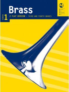 Brass E Flat Grade 3 & 4 Series 1 Grade Book