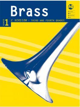 Brass C Grade 3 & 4 Series 1 Grade Book