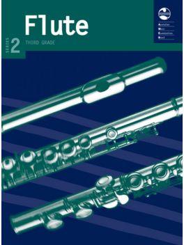 Flute Grade 3 Series 2 Grade Book