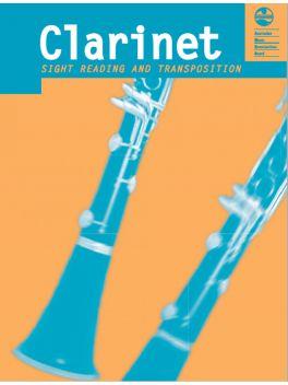 Clarinet Sight-reading & transposition Sight-reading 2000