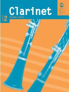 Clarinet Grade 2 Series 2 Grade Book