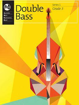 Double Bass Grade 3 Series 1 Grade Book
