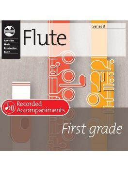 Flute Grade 1 Series 3 Recorded Accompaniments (CD)